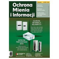 Ochrona Mienia i Informacji 5/2011