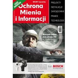 Numer 1/2017 - Ochrona Mienia i Informacji