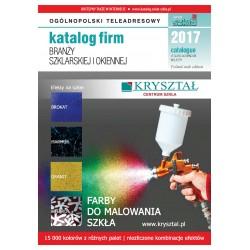 Katalog firm branży szklarskiej i okiennej 2017 + Świat Szkła 1/2017