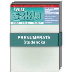 Prenumerata Studencka - Świat Szkła