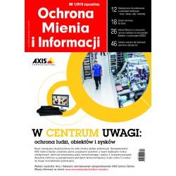 Numer 5/2018 - Ochrona Mienia i Informacji