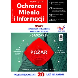 Numer 3/2019 - Ochrona Mienia i Informacji
