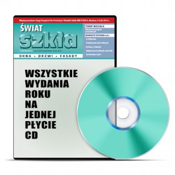 Świat Szkła na CD